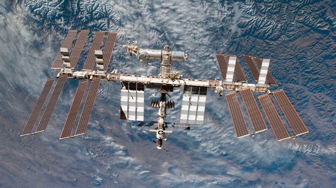international space station tracking - 580×384
