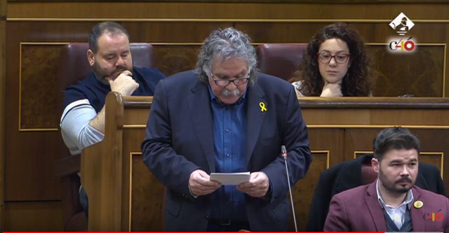 """.@JoanTarda ha dicho en el Pleno que """"hoy en día en Cataluña ya el 50% no es autonomista"""". Estamos buscando la fuente del dato. #factcheckingENDIRECTO"""