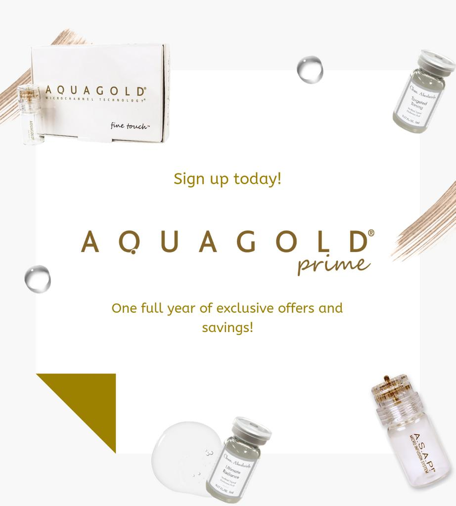 🇺🇲 In the United States? Enjoy a full year of savings when you signup for the AQUAGOLD® Prime Membership.  For more information: 🌎Visit: http://www.aquagoldfinetouch.com  📱Call: 1-800-553-4638 ✉Email: info@aquagoldfinetouch.com  #aquagoldfinetouch #microchanneling #medicaldevice