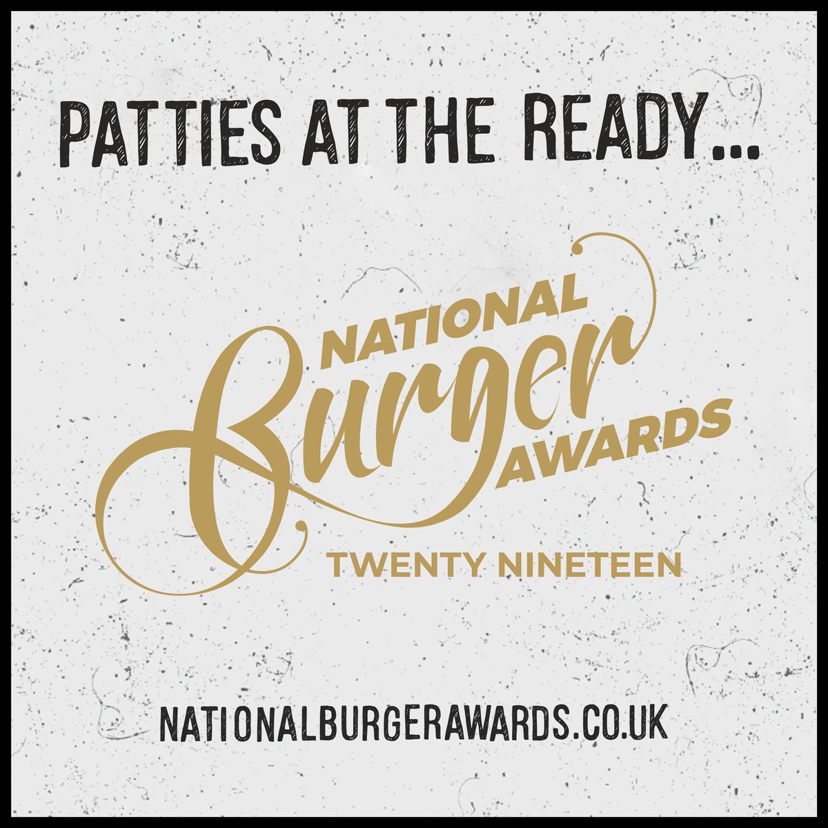 Good luck today to the 16 finalists in the live cook off @CasualDiningMag @PubandBarMag #NationalBurgerAwards @H2Opublishing I shall see your talent in action later
