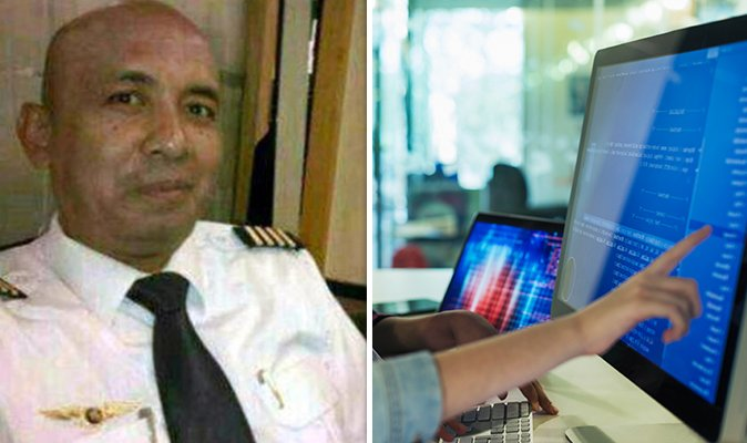 MH370 SHOCK: How investigators uncovered 'evidence captain tried to HIDE' on home computer https://t.co/z0KTIKlWqN