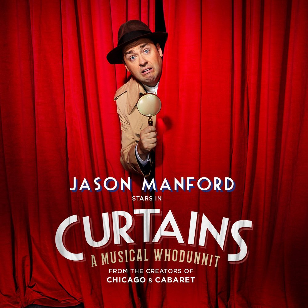 To those who have already booked tickets to see 'Curtains' you're in for a real treat! If you haven't got them yet then grab them now while you can as certain dates will sell out early! Take a look at the website for more details of the tour!   https://t.co/XWyfIgVK5X  Vicky :-)