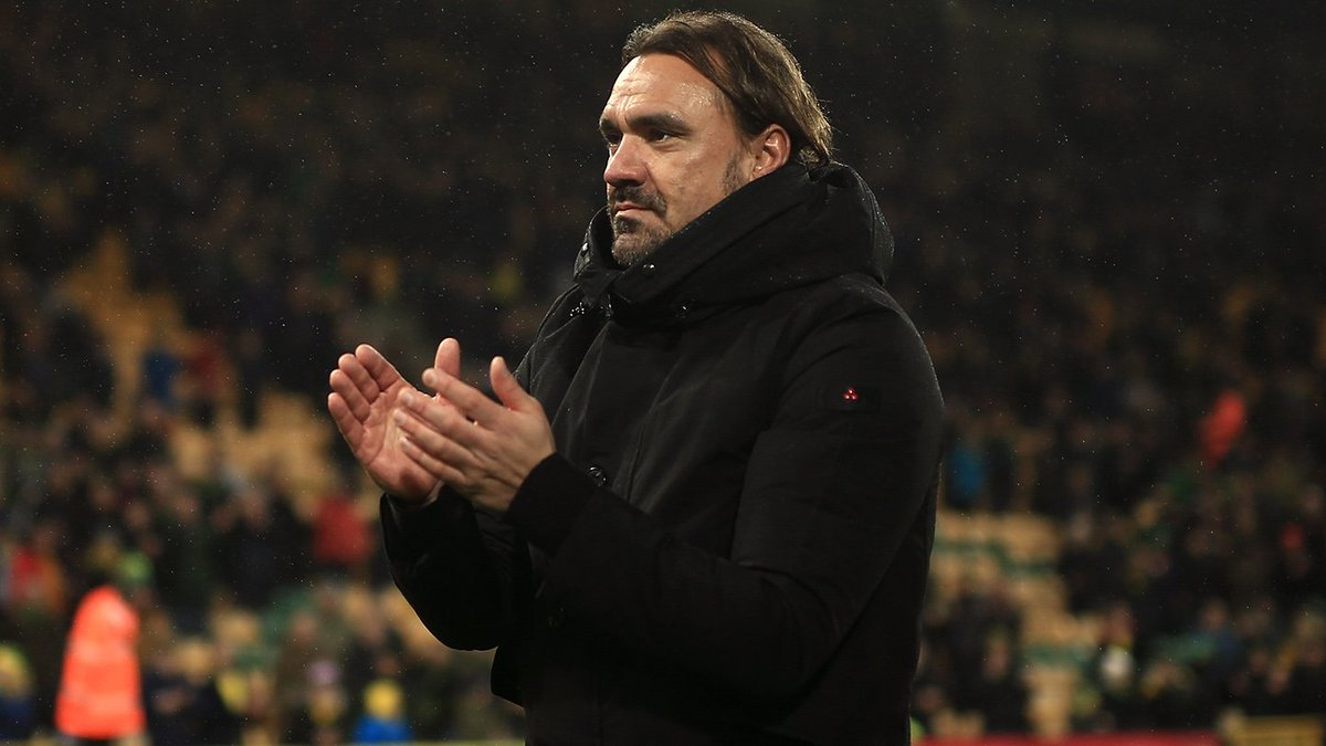 💬 A reminder that Daniel Farke will be speaking at a @NorwichCityFSC forum this evening. #ncfc   Proceeds from the event will go to @NorwichCityCSF ➡️  https://t.co/2NepCTPg76