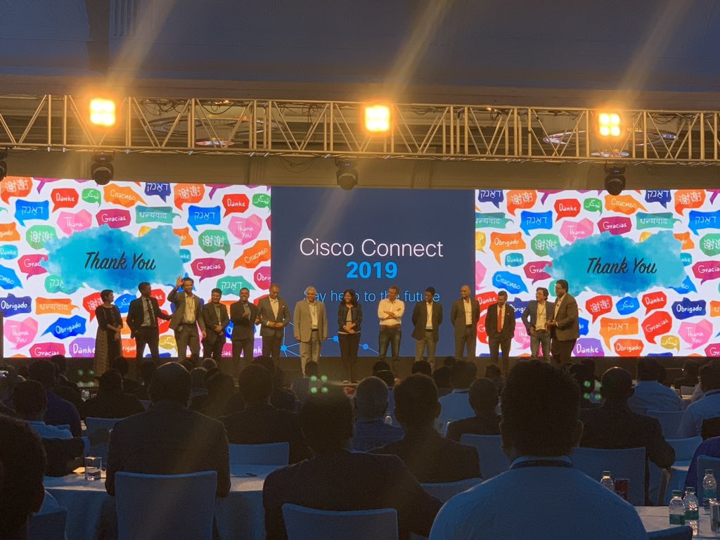 ramvish And the team that made Cisco Connect happen and the