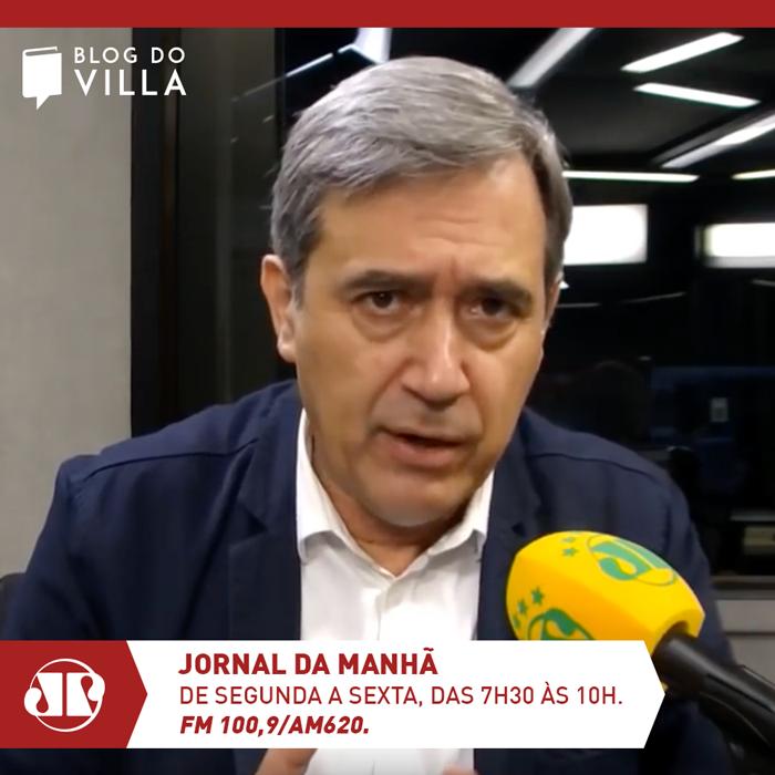 Marco Antonio Villa's photo on #JornalDaManha