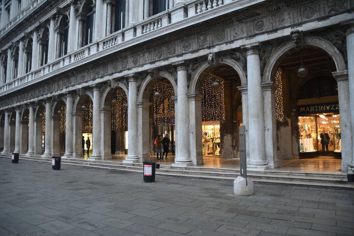 #Venezia. A rischio trasloco lo storico Caffè Flo...