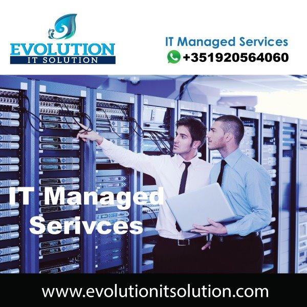 Evolution IT Solution's photo on #cloud