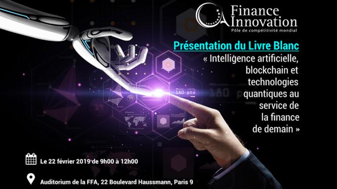 Découvrez en avant-première le dernier livre blanc de @FinanceInnov sur l'#IA et les nouvell...