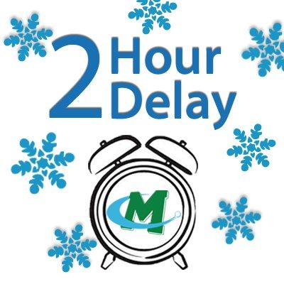 Mason City Schools's photo on 2 Hour Delay