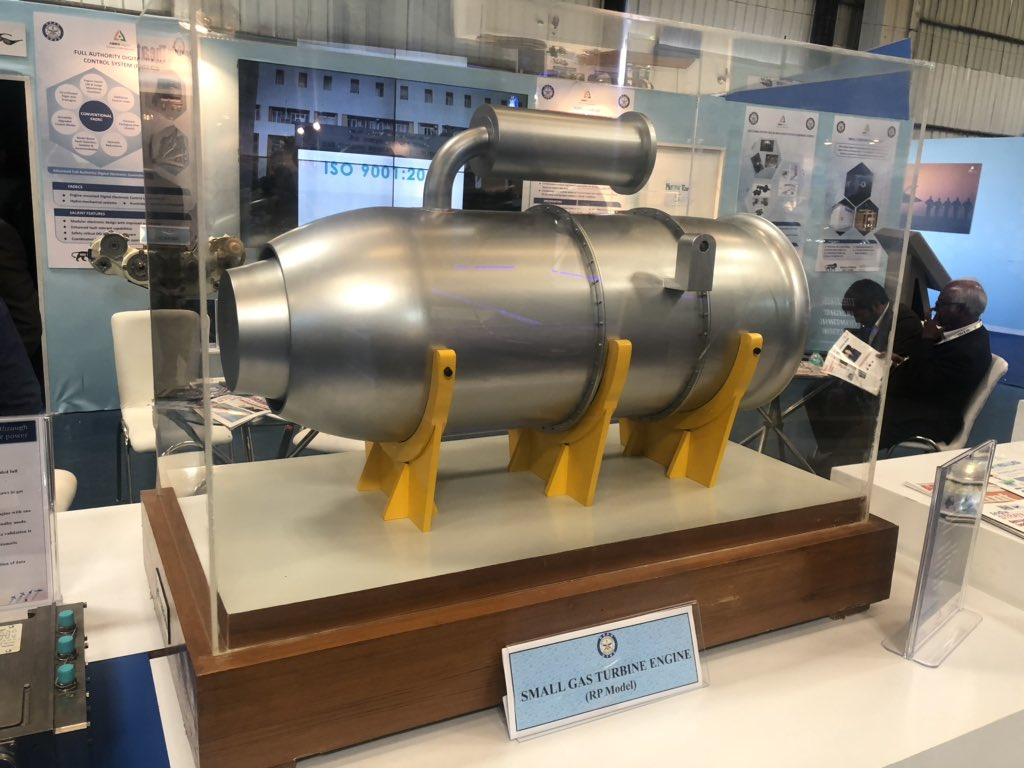 """Livefist on Twitter: """"Here's the Manik mini turbofan engine for UAVs & the  Nirbhay cruise missile at #AeroIndia2019 — our report last year:  https://t.co/YxEgm9tuz6… https://t.co/80H9qU0tQ8"""""""