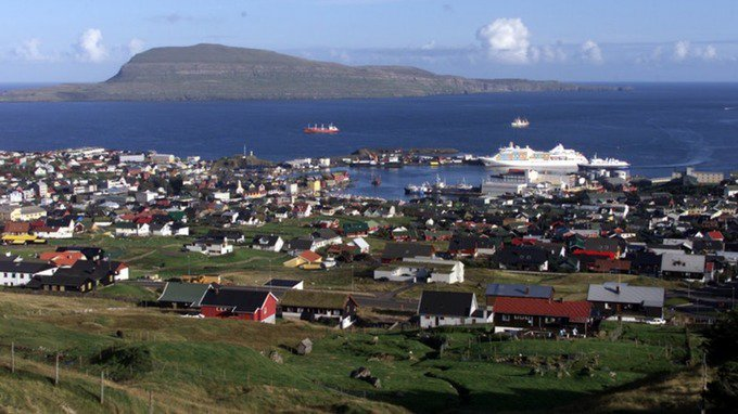 Faroe Islands to shut to tourists for a weekend in April but here's one way you can still visit https://bit.ly/2tvSfab