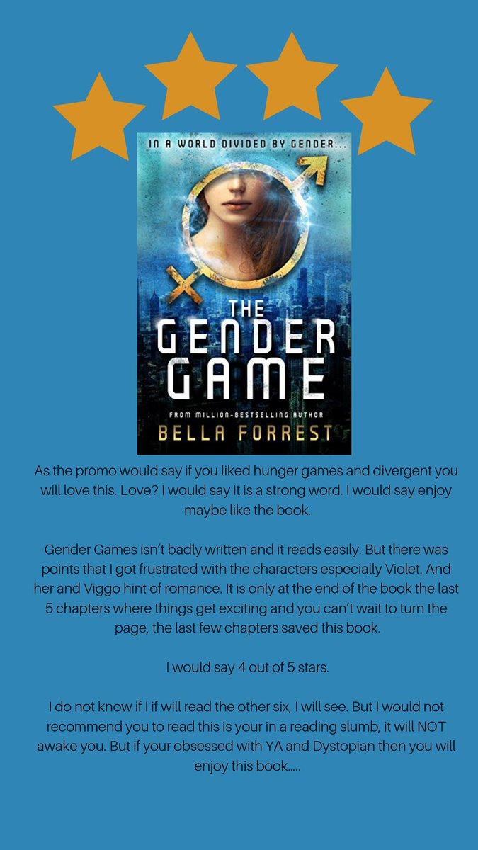 the gender game 5 the gender fall the gender game book 5
