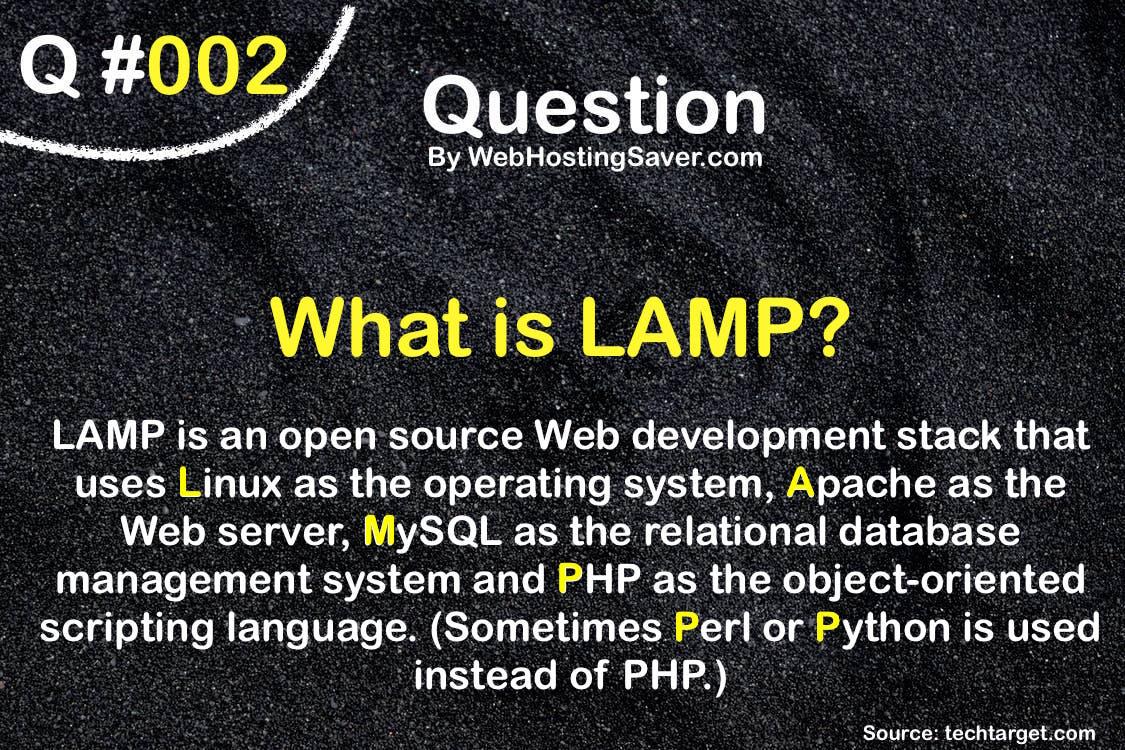 What is LAMP | WebHostingSaver Learning