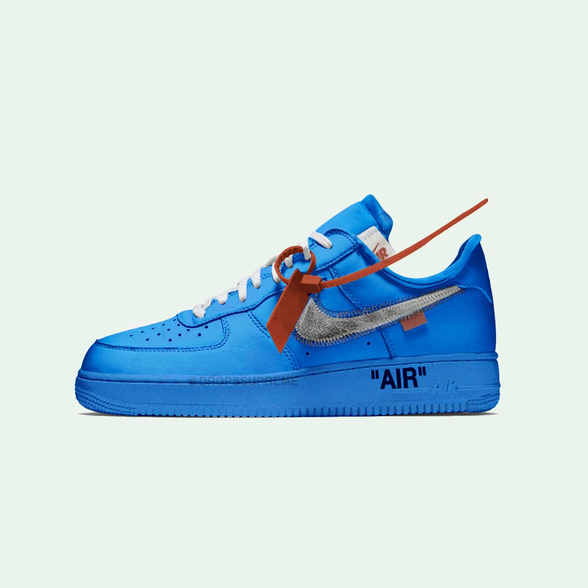 Virgil Abloh/Nike AF1 will be dropping