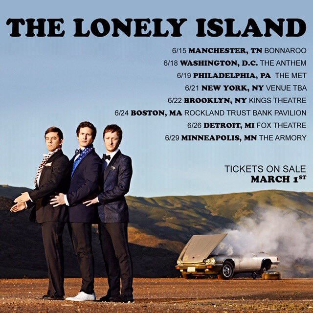 The Lonely Island (@thelonelyisland) on Twitter photo 20/02/2019 15:09:48