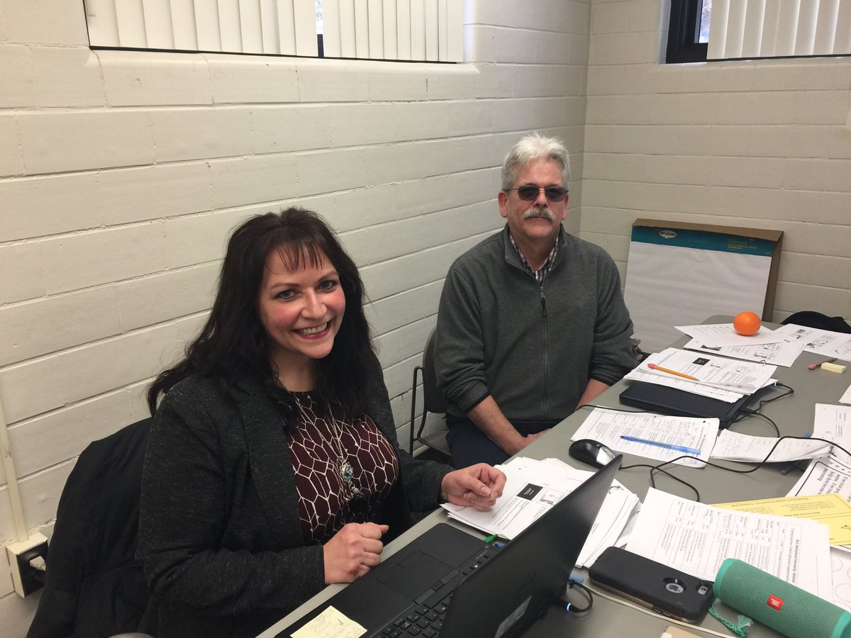 @MDOCPR10 Motivational Interviewing, PONTIAC, Mi with Heather Wayne and Tom Marsh