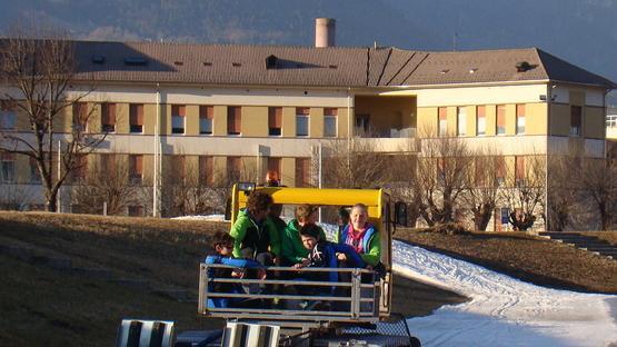Inverno record per lo sci nordico a Pra' del Mor...