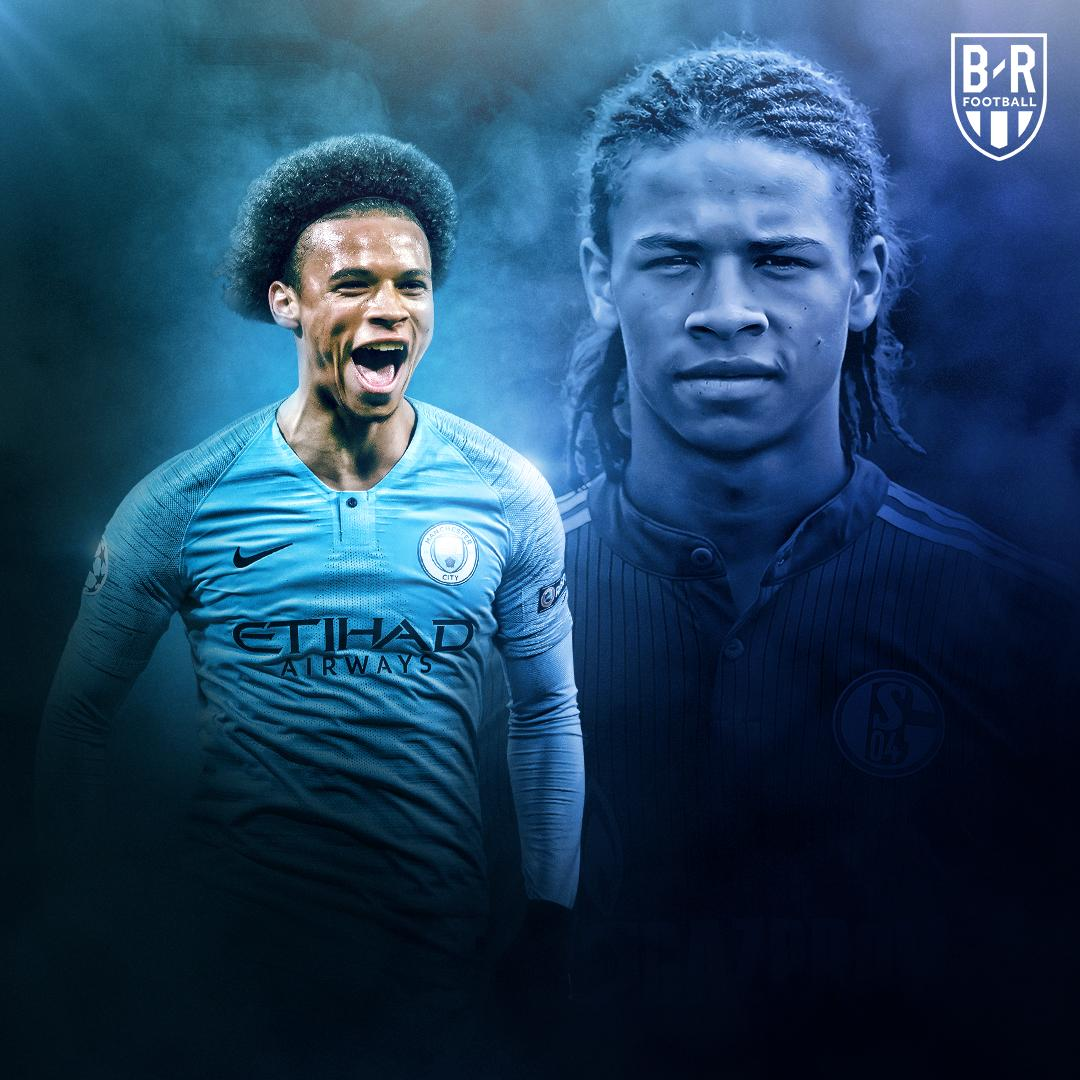 Raised by Schalke, tonight @LeroySane19 returns 👀