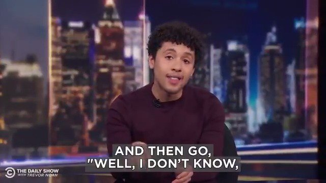 .@jaboukie has some thoughts on Jussie Smollett: