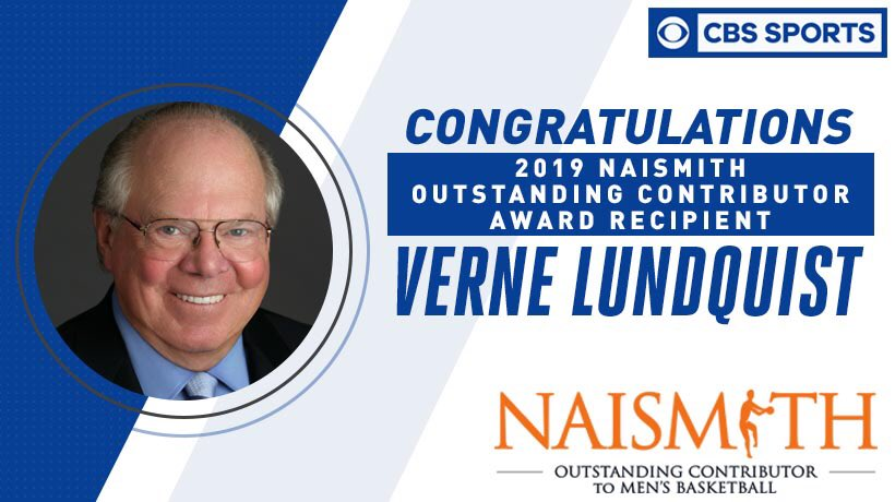 Congratulations to our Uncle Verne on the honor!