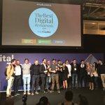 Image for the Tweet beginning: expohip:  Enhorabuena a todos los premiados