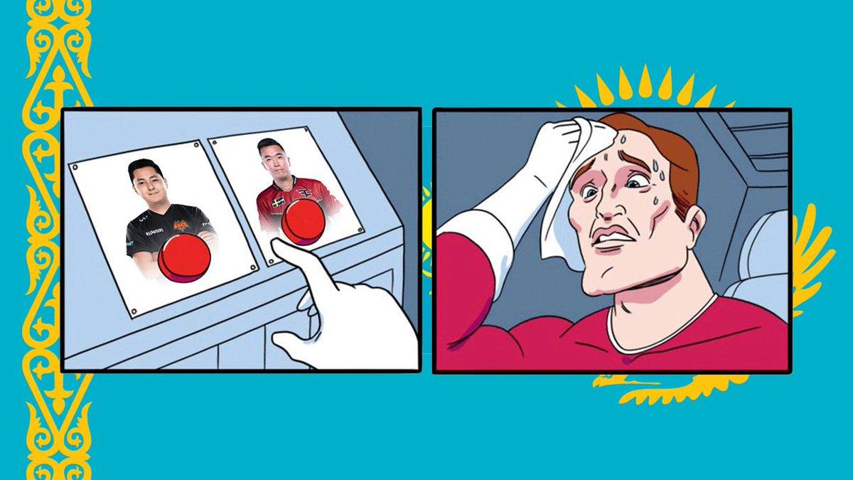 A truly tough one for fans from Kazakhstan 🙄  #IEMKatowice #Shields4HR