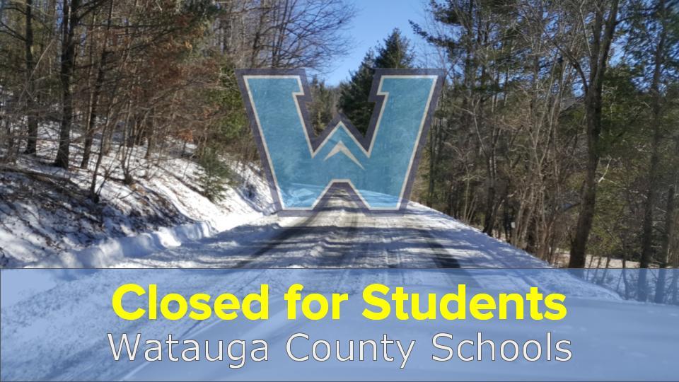 WataugaCountySchools's photo on Two Hour Delay
