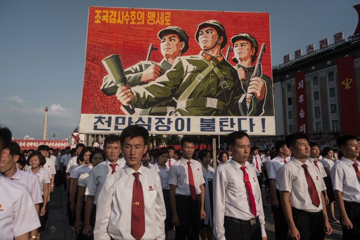 #Nordcorea, figlia ex ambasciatore a #Roma rimpatriata con forza https://t.co/8qoYIk9TFk