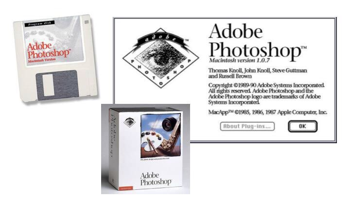 On this day in 1990: Adobe Photoshop released