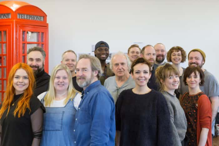 Cast announced for the world premiere of the @lyceumtheatre stage adaptation of Local Hero. https://t.co/zjZFhBkxqg  #ad