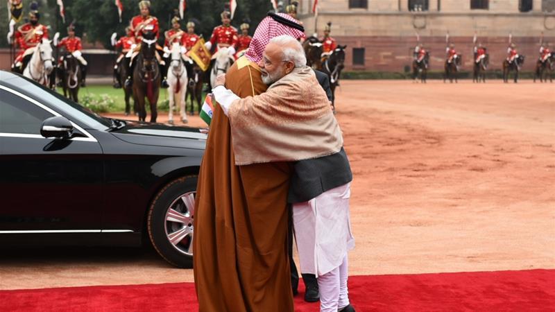 India, Saudi Arabia sign investment agreements as MBS meets Modi https://t.co/Lnbq0kk7nz