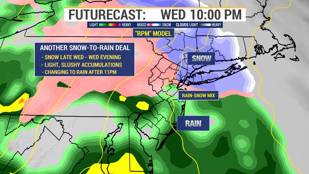 Snow, sleet and rain on the way today! All the details you need are right here. ⬇️   https://t.co/N3ztto0J1R