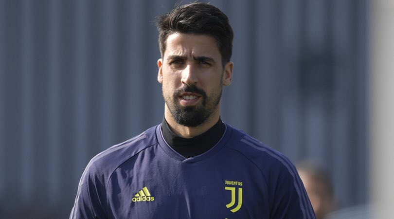 Calciomercato Juventus's photo on #khedira