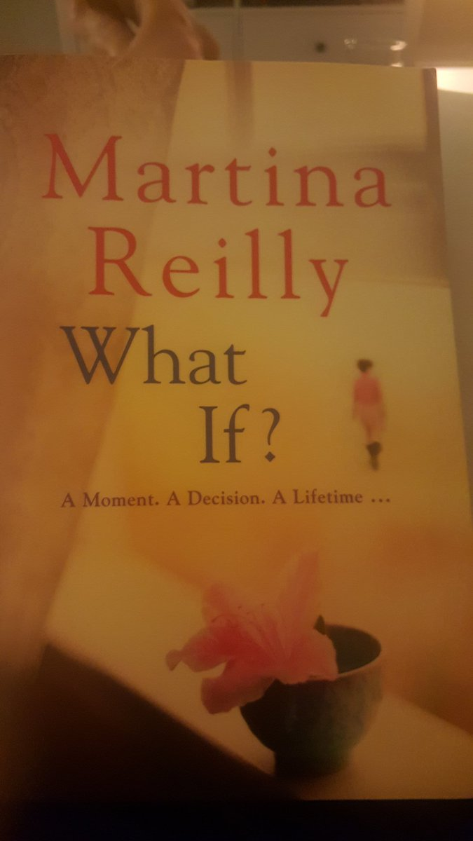 what if reilly martina