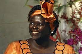 'I will be a hummingbird. I will do the best I can.' - Wangari Maathai #AfricanEQRevolution
