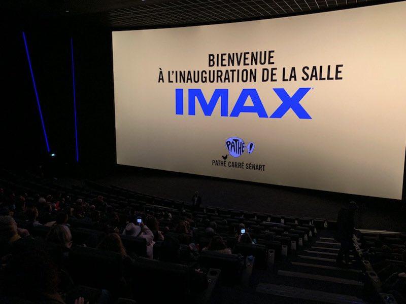 Salle En Page Forum Laser Imax France 1ère Projectionniste 18 Pathé qVzpGUMS