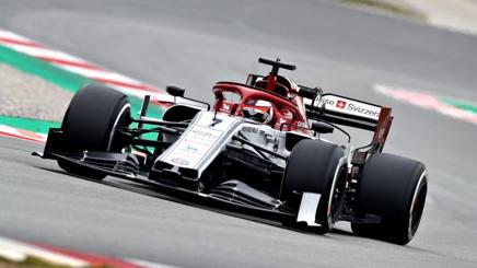 #F1 #Test #Montmelo: guizzo Alfa con #Raikkonen; #Vettel sempre costante https://t.co/9EMKrKoWtB #motori #formula1