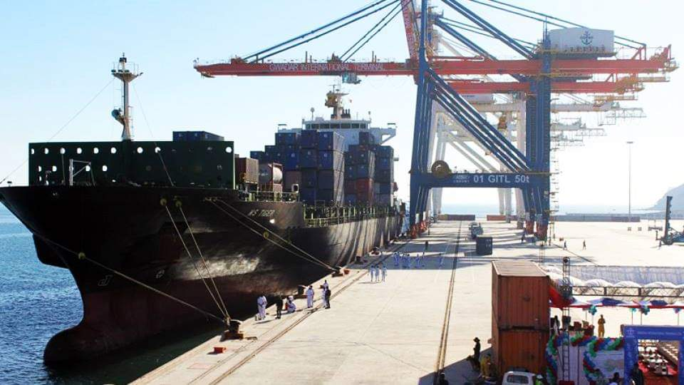 Pakistan decides to build another shipyard at #Gwadar The decision was taken in the backdrop of increasing maritime activities and massive movement of ships at Gwadar port following the success of the #China-#Pakistan Economic Corridor (#CPEC).