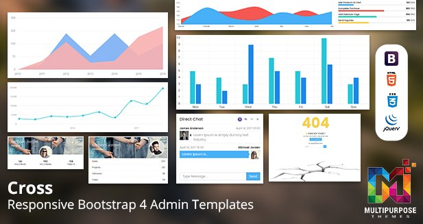 Cross is a highly customizable Bootstrap 3 Admin Dashboard Template that can also be used as Medical Dashboard or Web App templates.   - https://themeforest.net/item/admin-multipurpose-bootstrap-3-dashboard-template/21459604…  . . #themeforest #EnvatoMarket #sale #crypto #AdminPanel #AdminTemplates #Bootstrap4 #Bootstrap4Admin #CMS #crm #CSS3