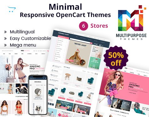 This elegant Apparel OpenCart Templates is fully responsive, which is very important for any clothing online shop. - https://themeforest.net/item/minimal-multipurpose-responsive-opencart-3-theme/21150437…  . #multishop #perfumes #OpenSource #megashop #modern #apparel #Web #pagebuilder #digital #JewelryOpenCartTemplate #fashion #Jewelry