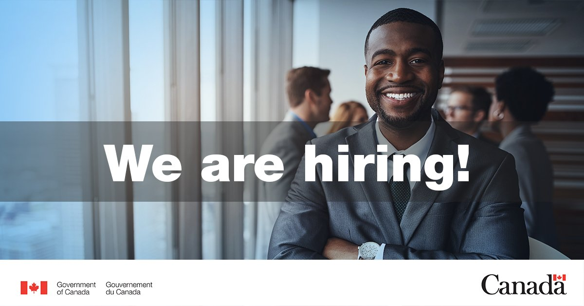 .@TBS_Canada is looking for iCase and litigation coordinators. If you have experience in providing administrative support in a legal environment this is your chance. Submit your application by February 22, 2019: http://ow.ly/eczc30nJWcH