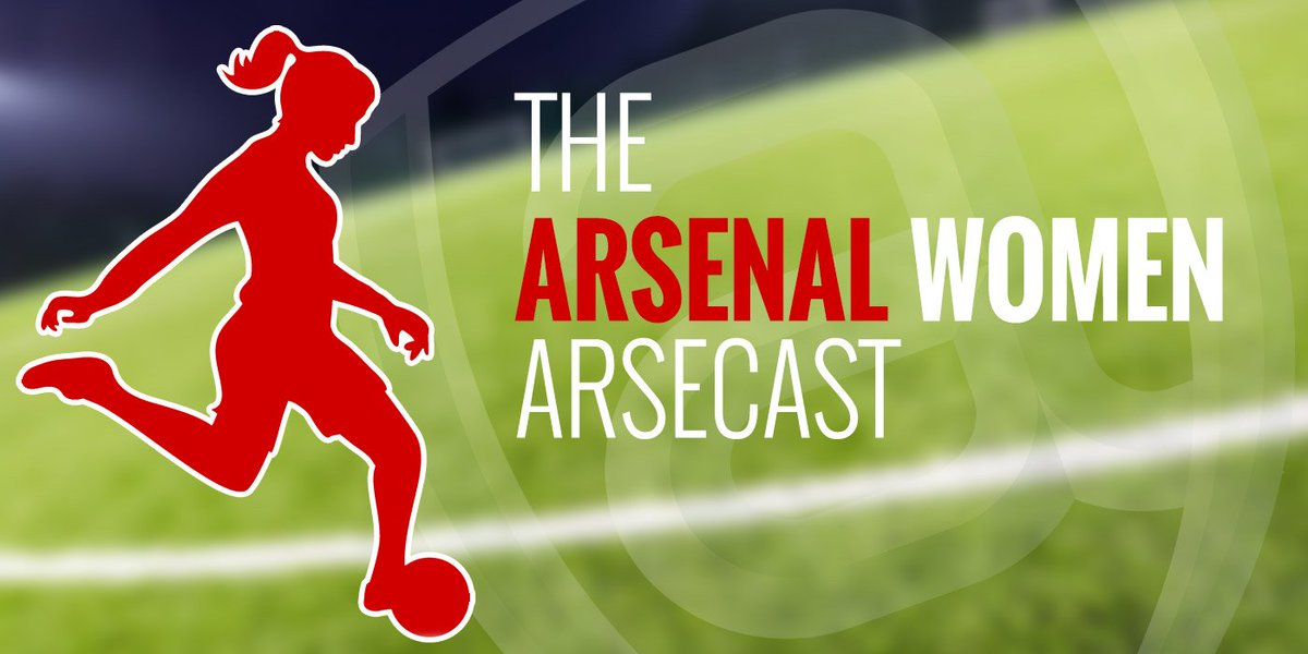 New: The Arsenal Women Arsecast #1 – The Conti Cup Final https://p1r.es/2SQsFvG #arsenal #afc