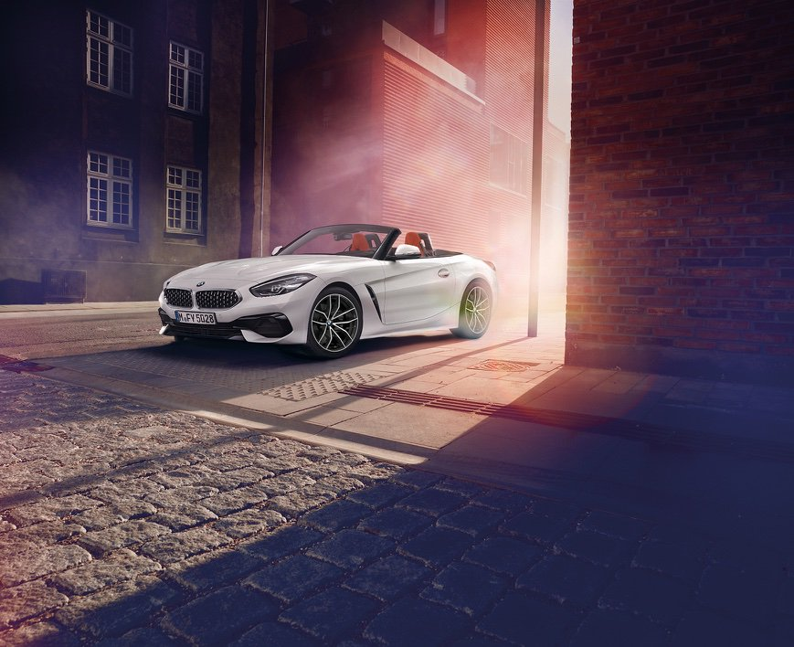 UNFOLD THE ROAD AHEAD. The new #BMW #Z4 is a timeless classic with a modern twist. https://goo.gl/tZU8Ws