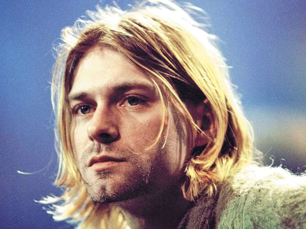 Happy birthday to Kurt Cobain! He would have been 52 today.
