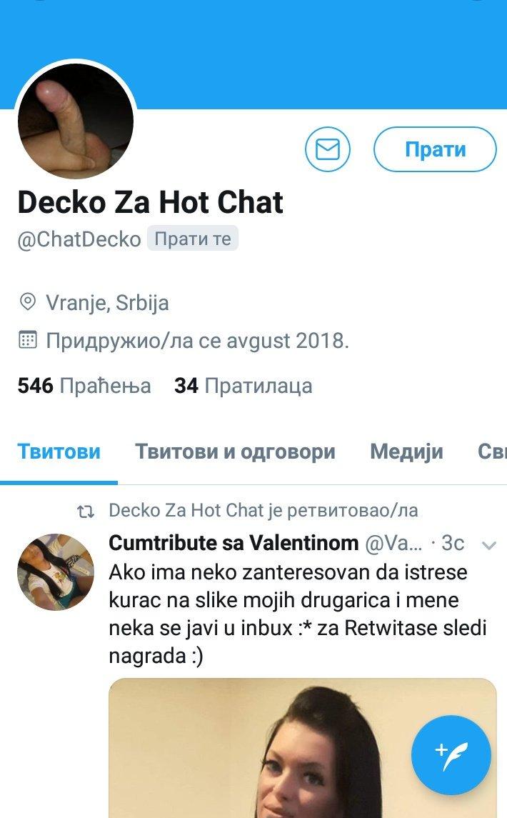 Srbija hot chat CHATAONA ONLINE