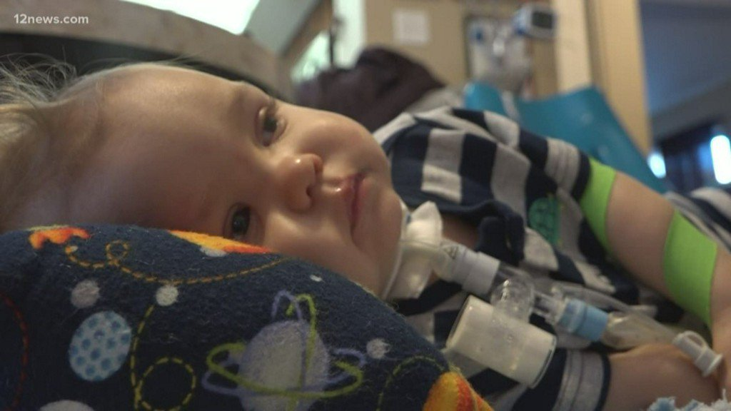 Tempe 1-year-old one of four kids in Arizona diagnosed with AFM in 2018 https://t.co/kSTV6bLmUo