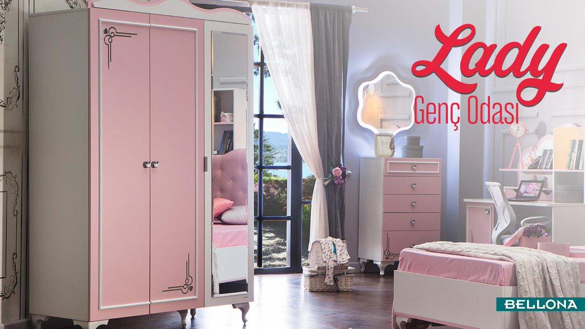 Kim demiş gençlerin odaları dağınık olur diye? Lady Genç Odası'yla gardırobunuzun içini ihtiyaçlarınıza göre seçebilirsiniz. http://bit.ly/LadyGençOdası