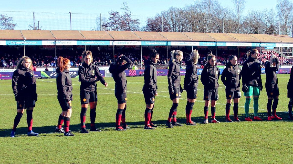 It's game day again! 🙌🏼  🆚 @sufc_women 🏆 @FAWC_  🏟 Olympic Legacy Park ⏰ 7.00pm 🎟 £5 / £3   📱 Follow @ManUtdWomen   #MUWomen