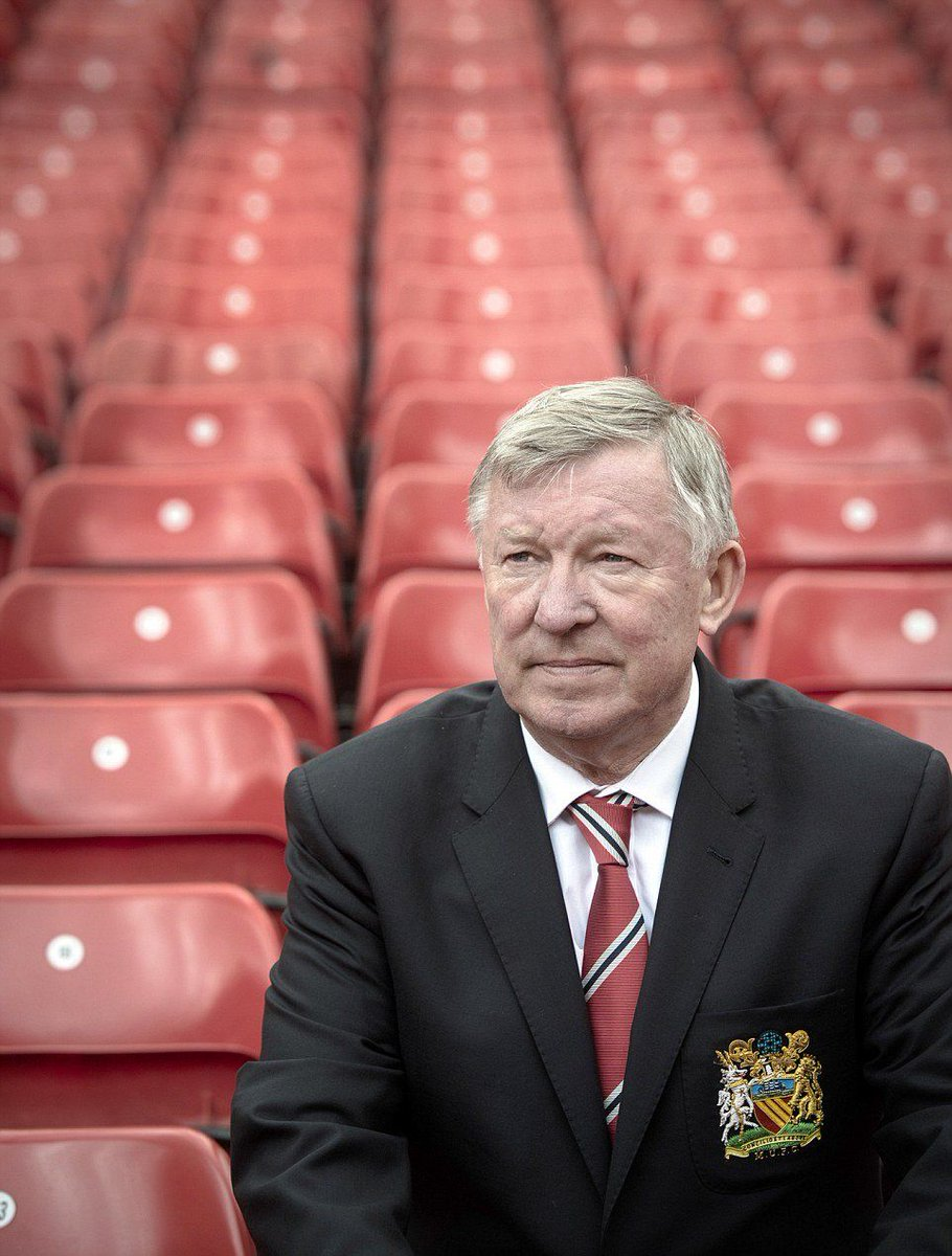 Greatest manager of all-time.