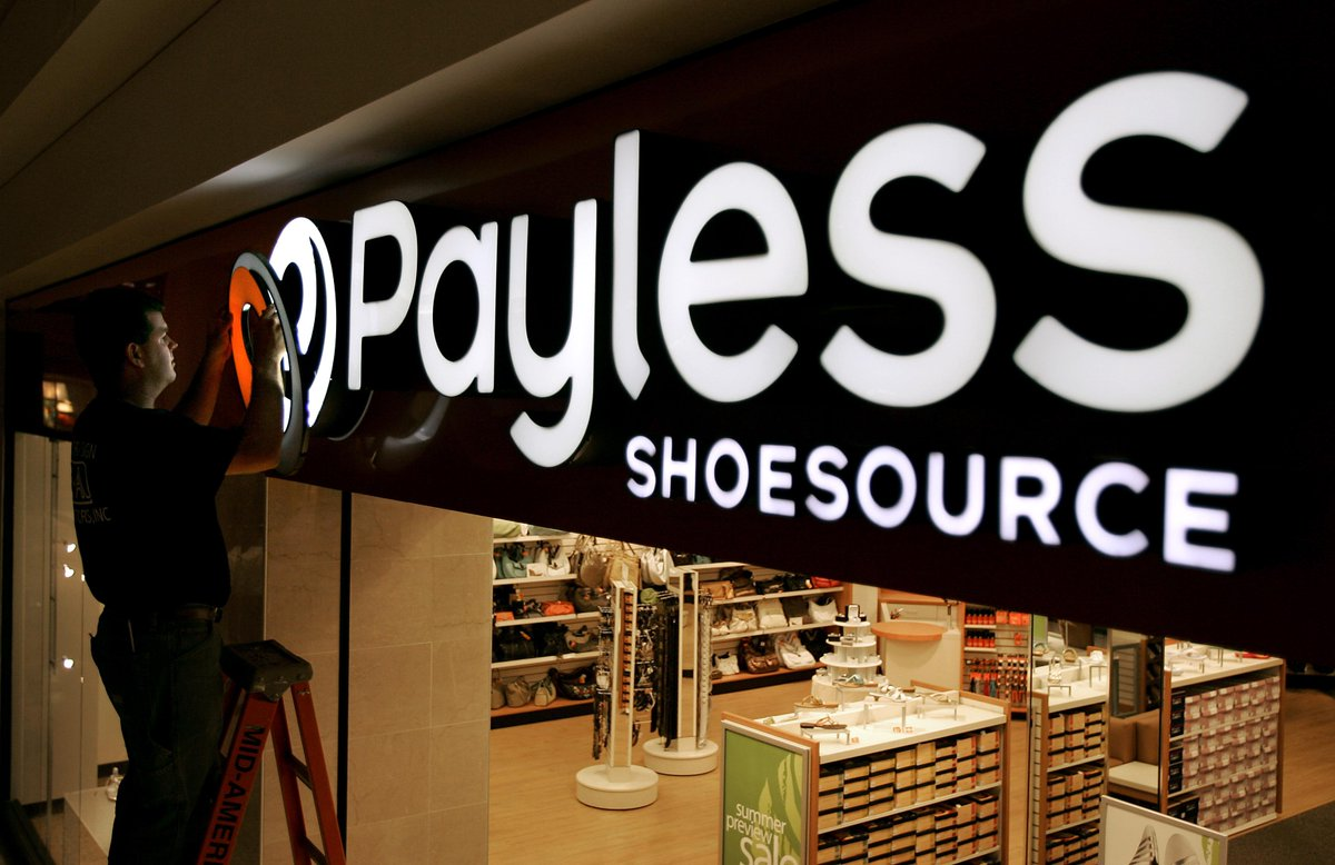 Failing Payless to honor gift cards, store credit into March. https://t.co/vJWZFtZ0y1